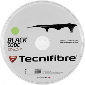 CORDAJES TECNIFIBRE 12M BLACK CODE 1.28