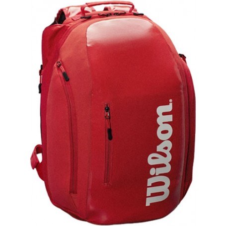 Wilson Mochila Super Tour Red