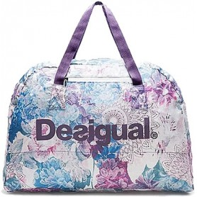 DESIGUAL PACKABLE GYM BAG