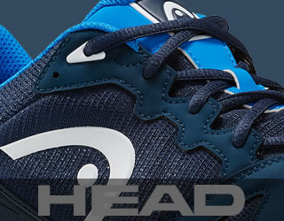 zapatillas HEAD de tenis