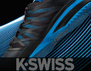 zapatillas K-SWISS de tenis
